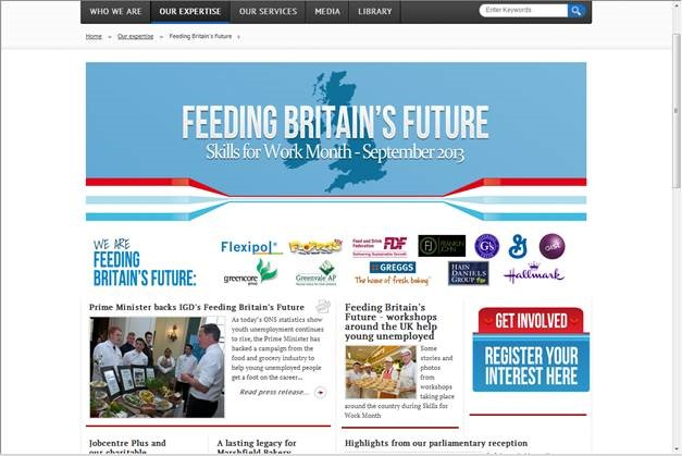 Feeding Britain's Future
